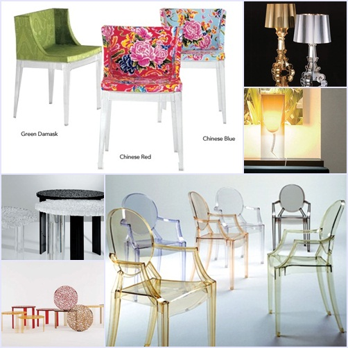 Italy Kartell Furniture