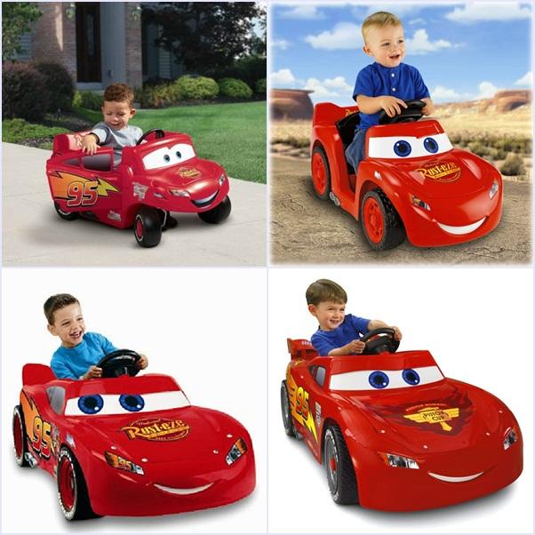 Power Wheels DisneyPixar Cars Lightning McQueen