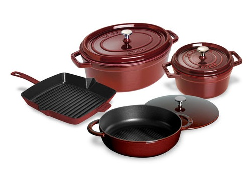 Staub 7-Piece Cookware Set
