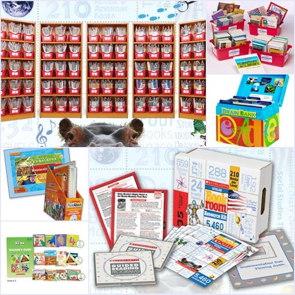 Scholastic 英文教學書籍/工具