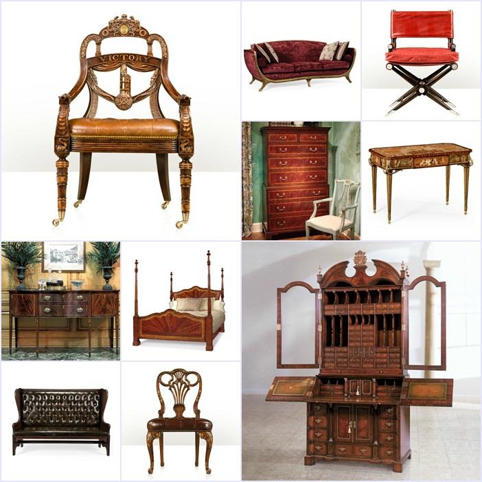 「英倫風情」英式風格家具優惠方案