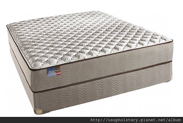 04-Simmons Beautysleep Malecon Firm Mattress Set (QUEEN USD 622, 另有其他尺寸)