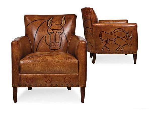 DAILY PICK (2013/1/18) - Hancock and Moore Norvell Chair