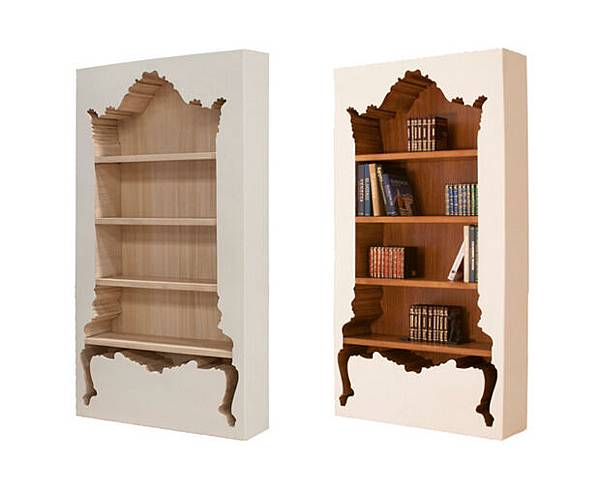 DAILY PICK (2013/1/24) - POLaRT Inside Out Bookcase 4401-A