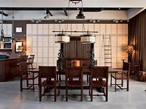 DAILY PICK (2013/3/25) - Jonathan Charles Dining Set