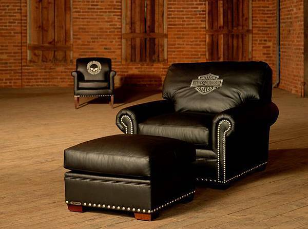DAILY PICK (2013/4/2) - Classic Leather Harley-Davidson Collection