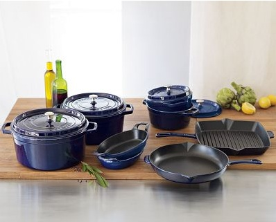 Staub 12-Piece Cookware Set