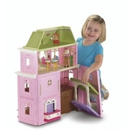 Fisher-Price Loving Family Grand Dollhouse Super Set