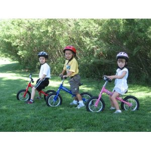 KinderBike Kids Renner Balance Bike