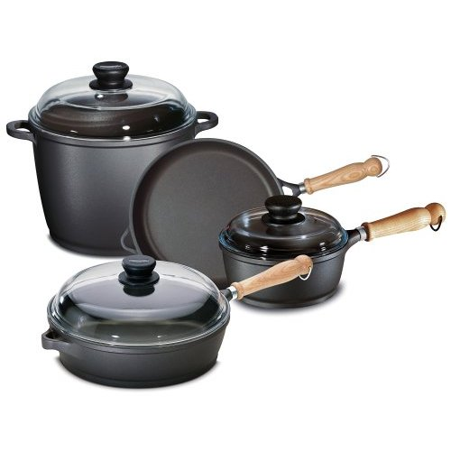 Berndes Tradition 7-Piece Set