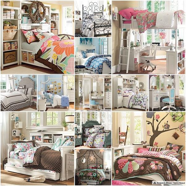PB Teen Girls Room