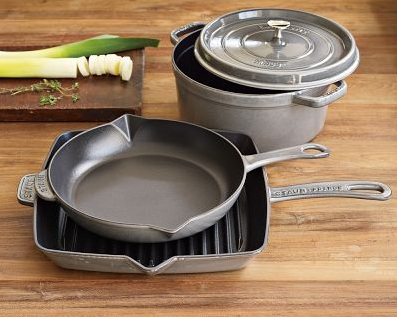Staub 4-Piece Cookware Set