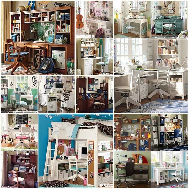 PB Teen Study Spaces