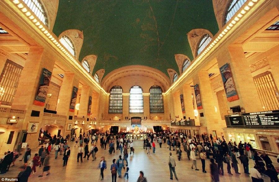 紐約中央車站