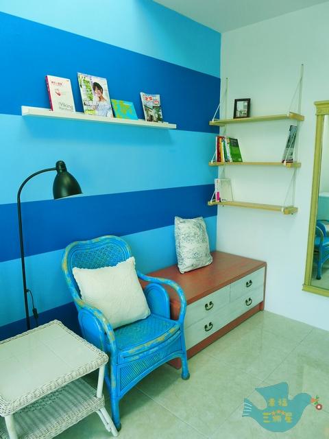 幸福3F空間-閱讀區
