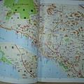 淡水鎮地圖