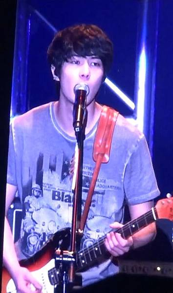 CNBLUE Blue Moon world tour in Taipei+ Coffee shop 58858