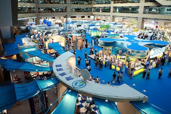 2015台北世貿展覽