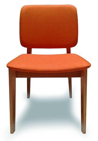 優渥實木Burano彩色椅