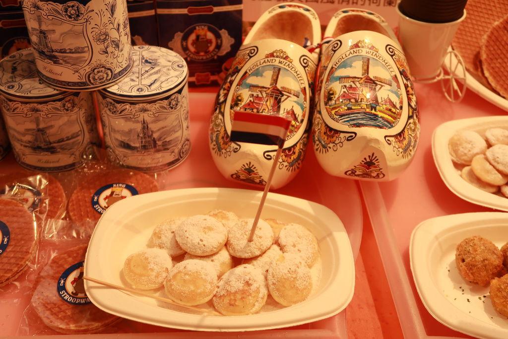 荷蘭小鬆餅