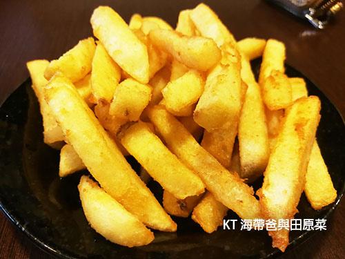 安可熊廚房-好脆的薯條