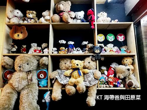 安可熊廚房-熊布偶