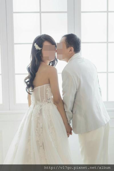 結婚見證-張先生和李小姐