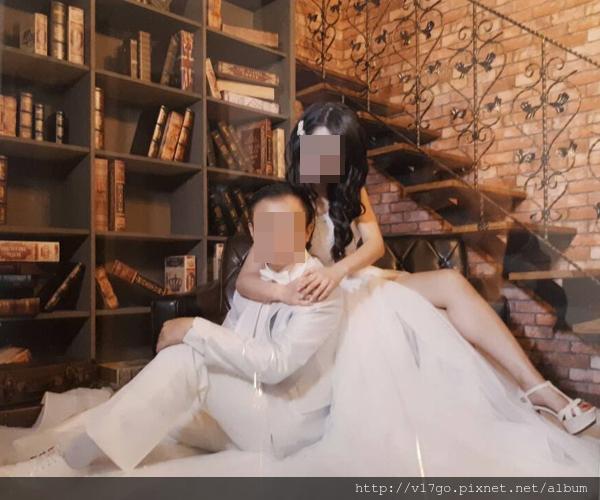 結婚見證-張先生和李小姐1