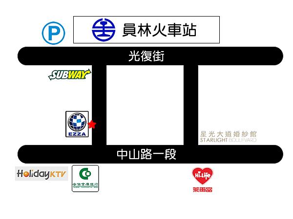 員林站前地圖.fw