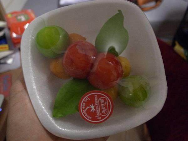 送客人的泰式蓮蓉糖果