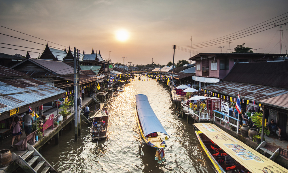 Amphawa canal,Thailand_0