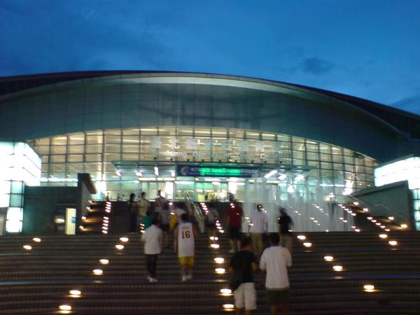 新莊體育館