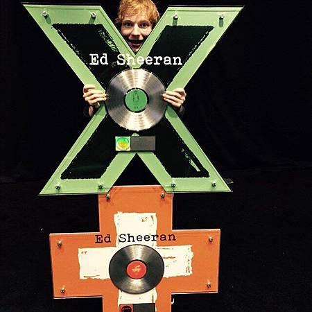 Ed + × Platinum