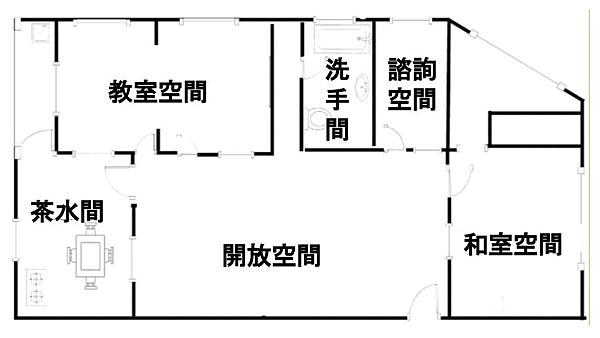 新竹場地 空間導覽