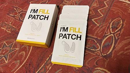 IMG20181026183809凱拉帝卡 I'M FILL PATCH 玻尿酸微臻完美護理貼