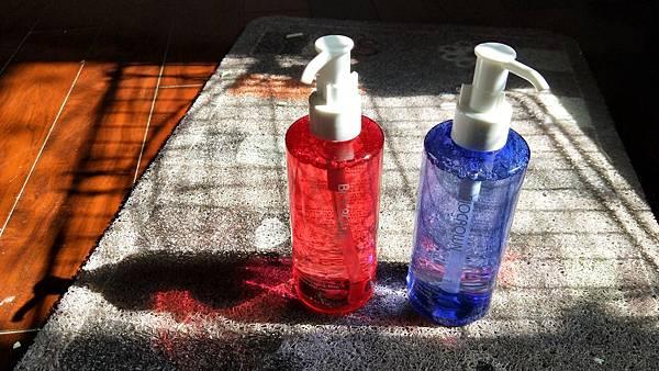 IMG20200107123400紅石榴煥采卸妝液+辣木籽深層卸妝液