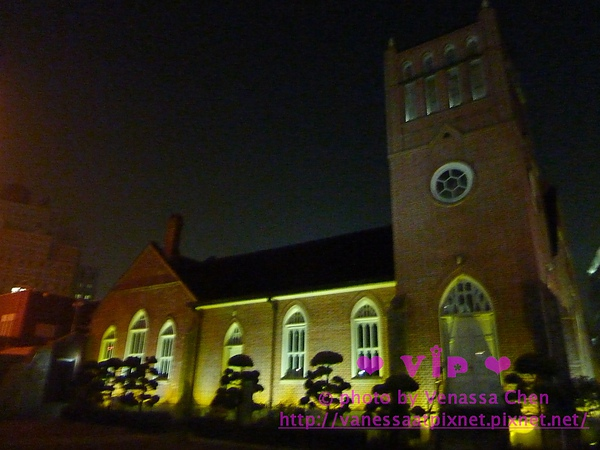 貞洞.貞洞第一教會。