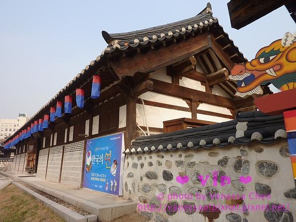傳統工藝館 @ 南山韓屋村。