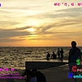 Enjoy the Sunset @ Zadar