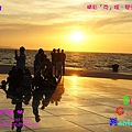Enjoy the Sunset & Solar Lights @ Zadar