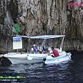 Blue Grotto (Via Grotta Azzurra Anacapri Napoli Italy) (義大利藍洞)_DSC00851