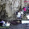 Blue Grotto (Via Grotta Azzurra Anacapri Napoli Italy) (義大利藍洞)_DSC00867