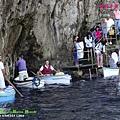 Blue Grotto (Via Grotta Azzurra Anacapri Napoli Italy) (義大利藍洞)_DSC00868