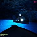 Blue Grotto (Via Grotta Azzurra Anacapri Napoli Italy) (義大利藍洞)_DSC03245