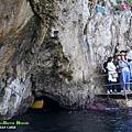 Blue Grotto (Via Grotta Azzurra Anacapri Napoli Italy) (義大利藍洞)_DSC03271