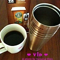 香醇熱拿鐵 @ Starbucks VIA™ Ready Brew Colombia Coffee