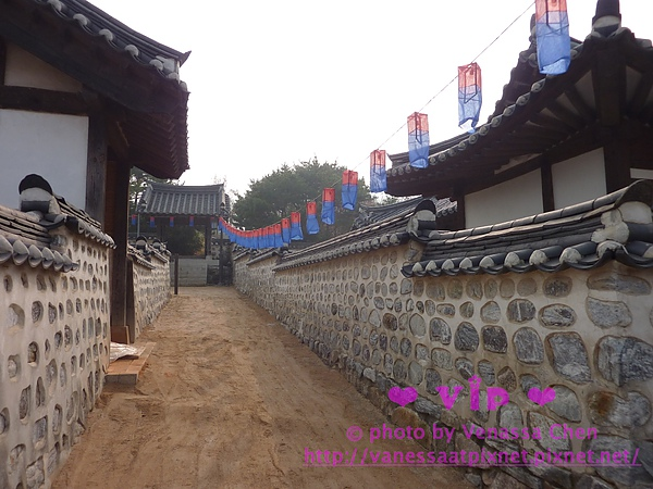 南山韓屋村.남산한옥마을。
