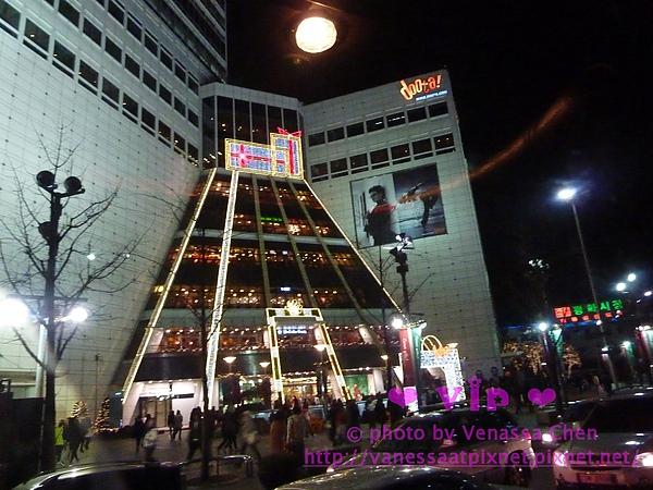 Shopping 第一站:東大門 doota 斗山大廈。