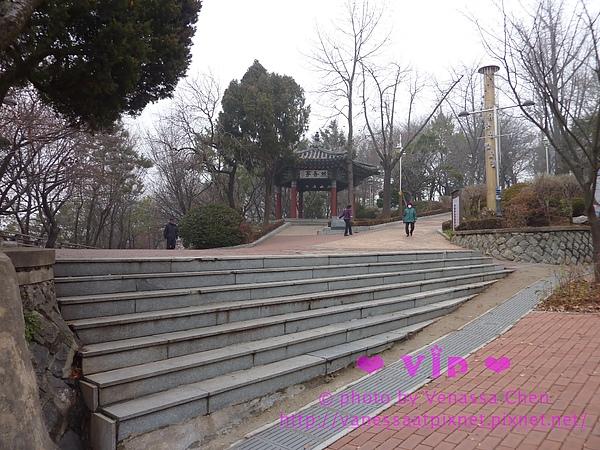 仁川.自由公園。