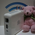 LAN Port、USB Port、Audio Port @ AirPort Express